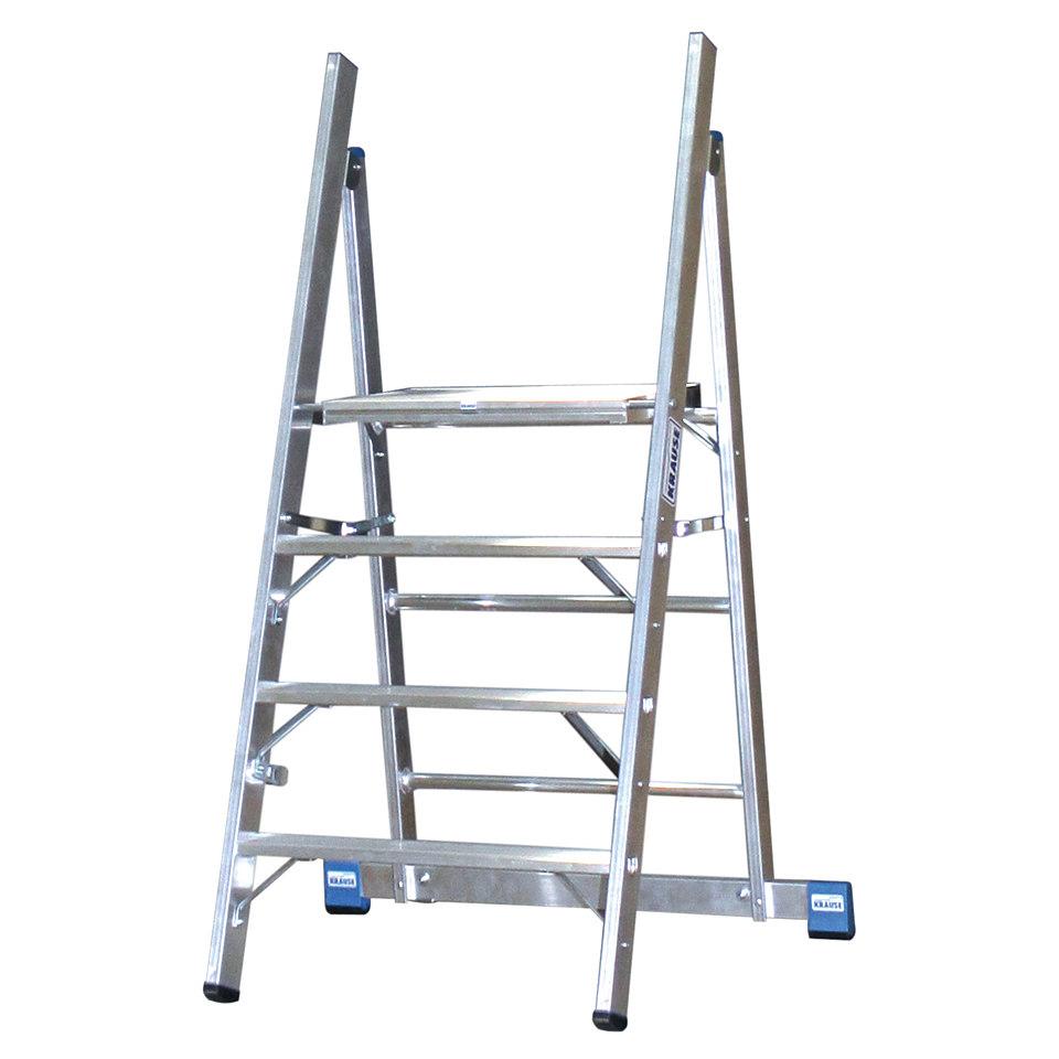 Leiter »Stabilo Profitritt«, 3-4 Stufen