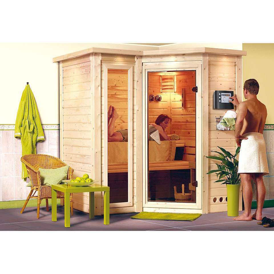 Massivholzsauna �Inara 1 (40mm)�