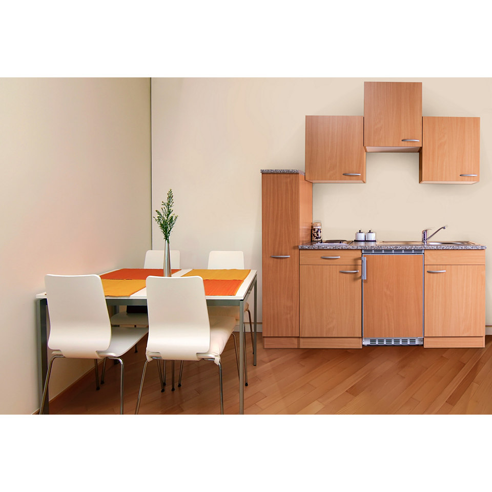 Miniküche, Breite 150 cm