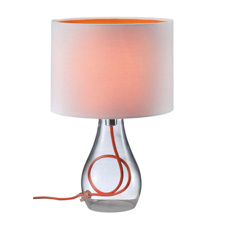 Moderne Tischlampe (1flg.)