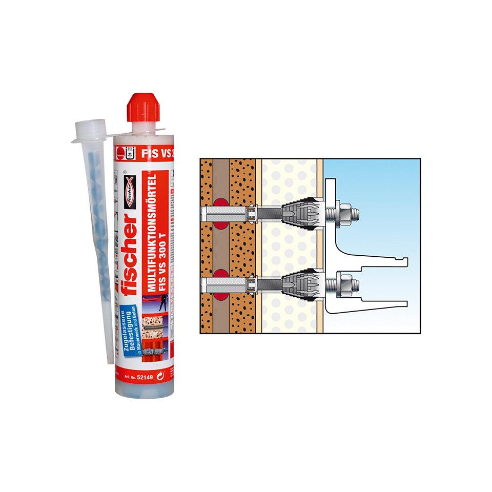 Montageset für Wärmedämmverbundsysteme bis 150 mm Stärke (Thermax)