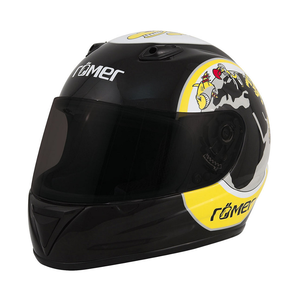 Motorradhelm »Römer Kidsworld«