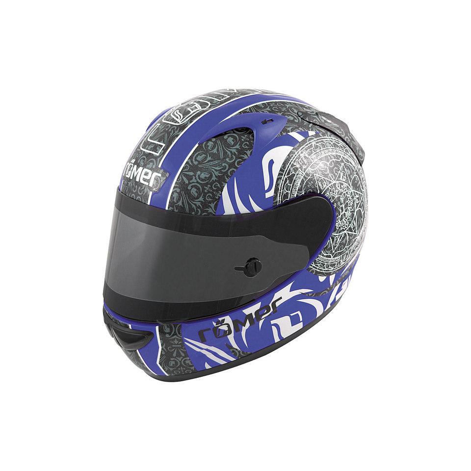 Motorradhelm �R�mer Mandala�
