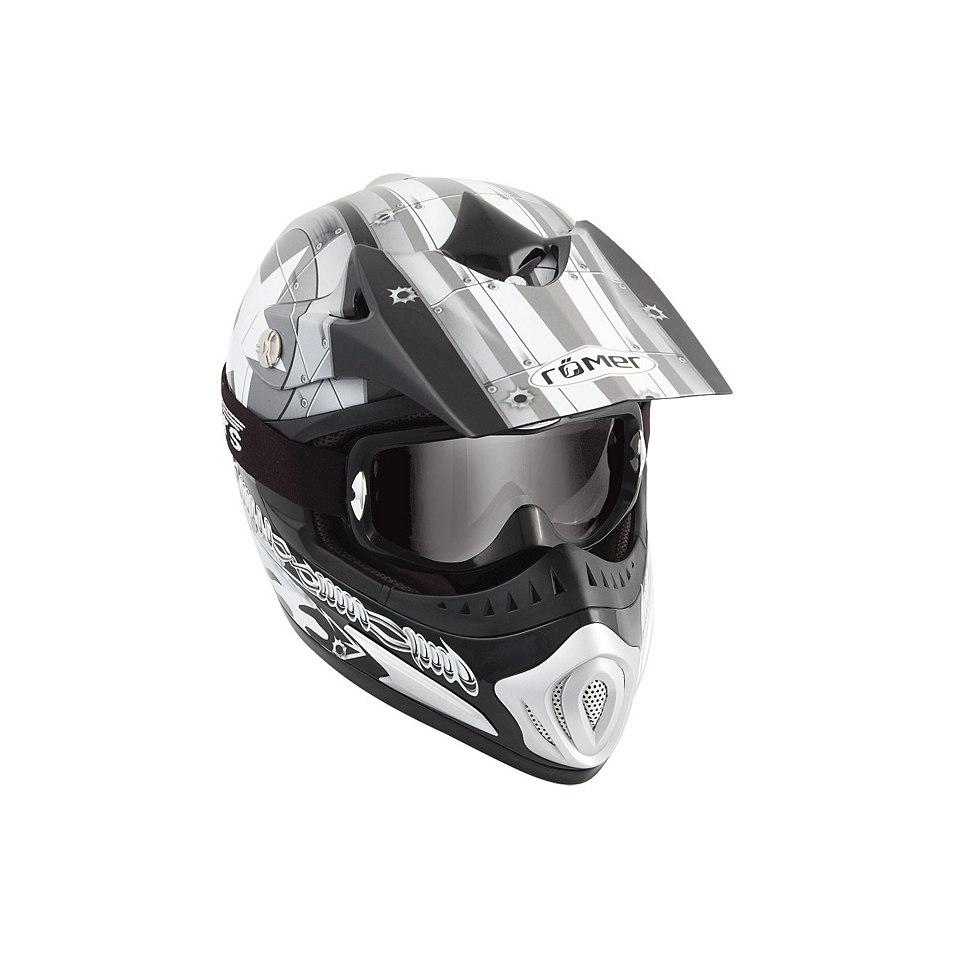 Motorradhelm �R�mer Starcross�