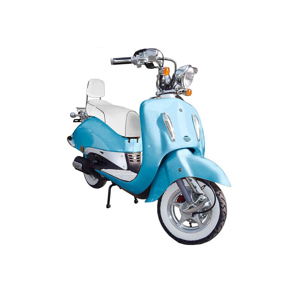 Motorroller »Strada 50 ccm«