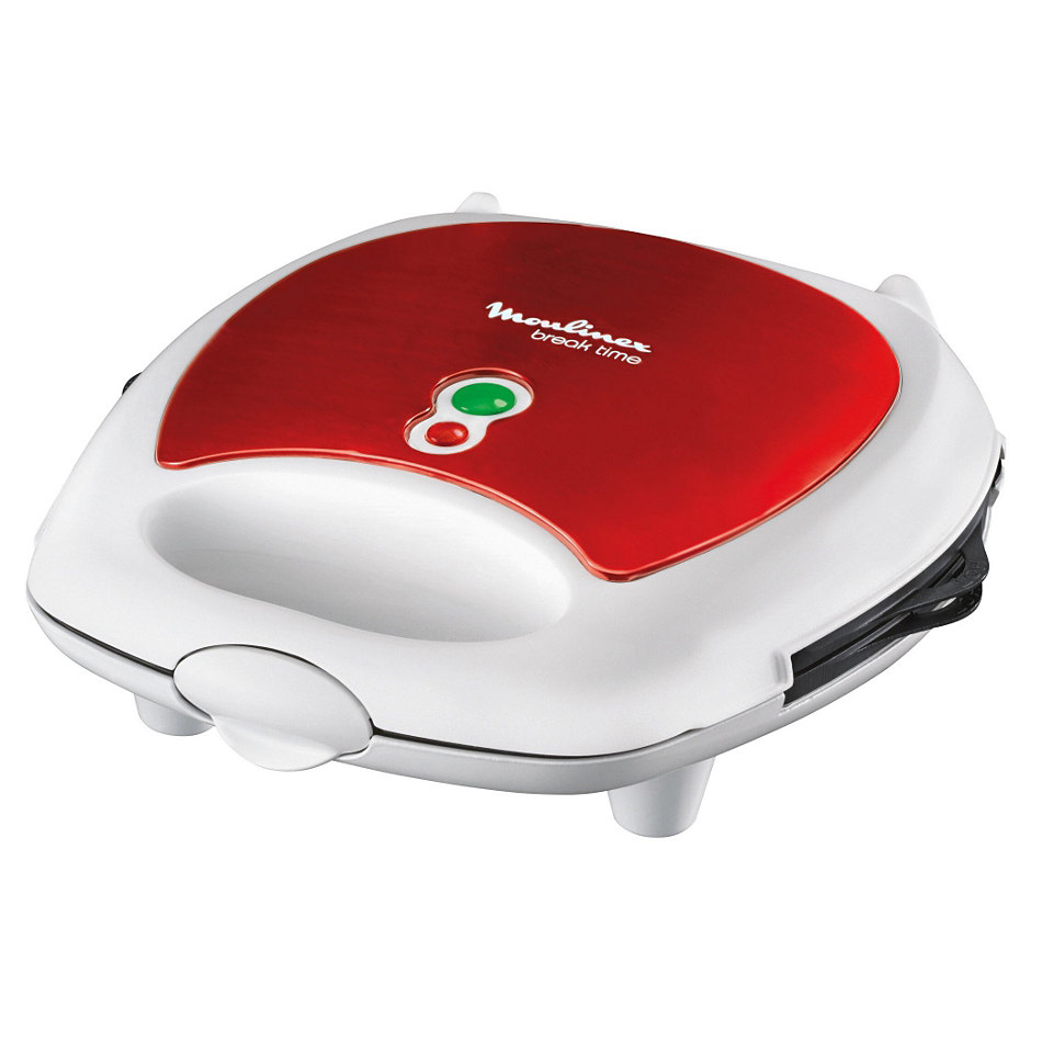 Moulinex 3-in-1 Snack-Kombiger�t �Red Ruby SW6125�