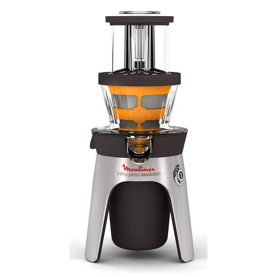Moulinex Entsafter Infiny Press Revolution ZU5008, 300 Watt