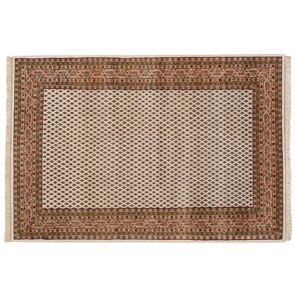 Orient-L�ufer, Parwis, �Sarough Mir�, 125 000 Knoten/m�, handgekn�pft, reine Schurwolle