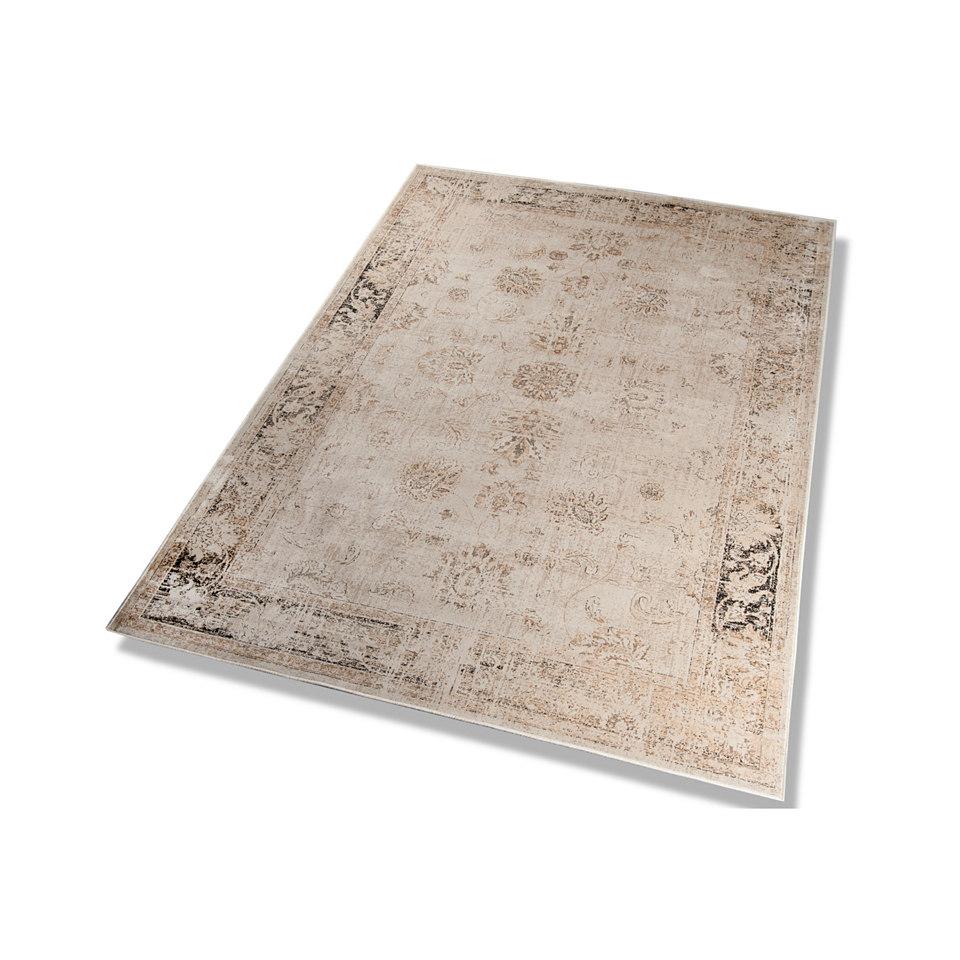 Orient-Teppich, Dekowe, �Baoding�, Melange-Effekt, gewebt