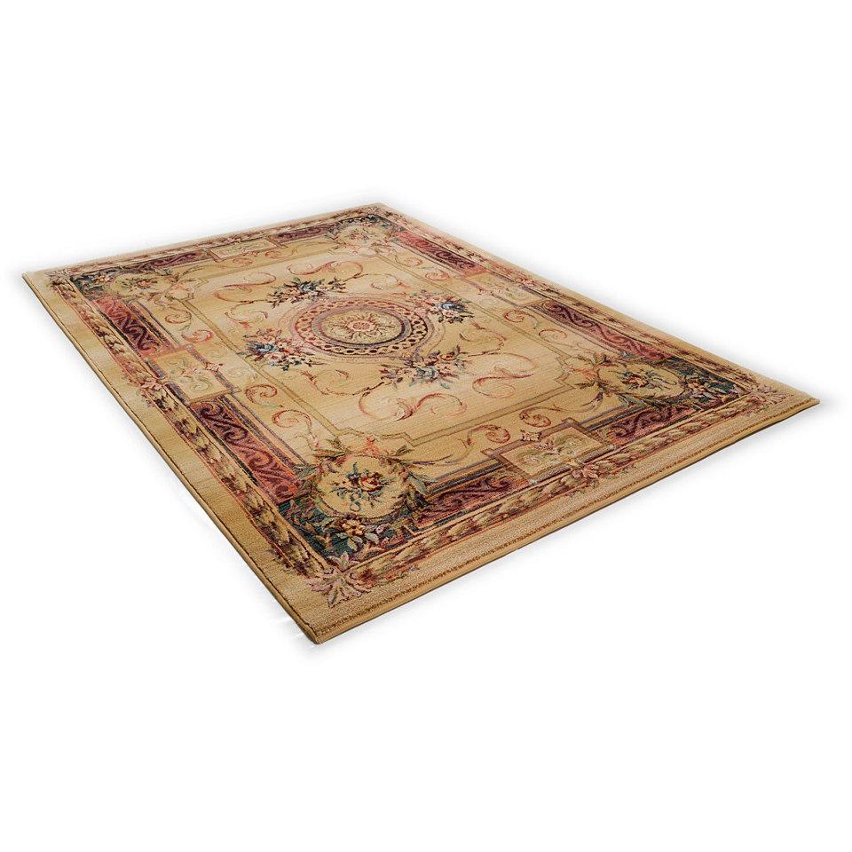 Orient-Teppich, Oriental Weavers, �Gabiro 865�, Melange-Effekt, gewebt