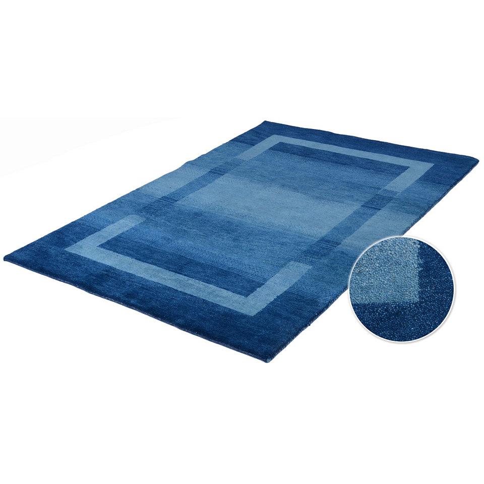 Orient-Teppich, Parwis, �Gabbeh Salek�, 3,5 kg/m�, 53 500 Knoten/m�, handgekn�pft, reine Schurwolle