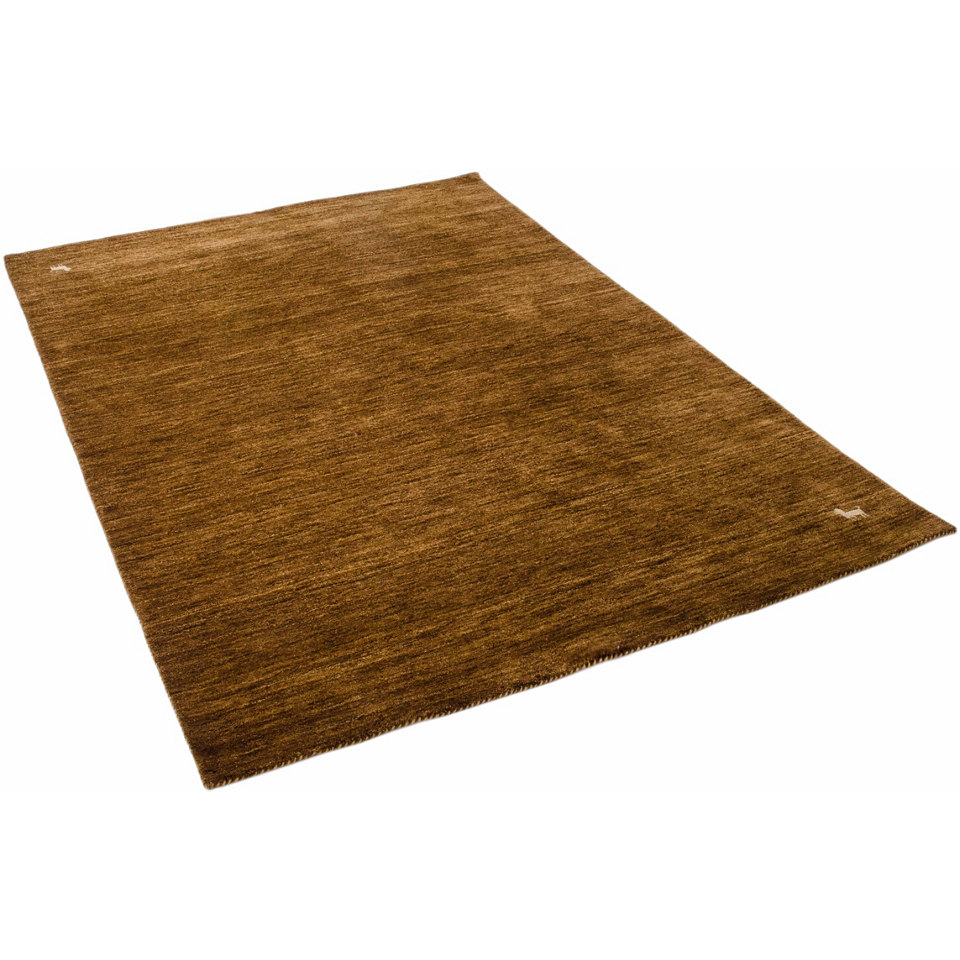 Orient-Teppich, Parwis, »Gabbeh Supreme«, 4,5kg/m², handgearbeitet, reine Schurwolle