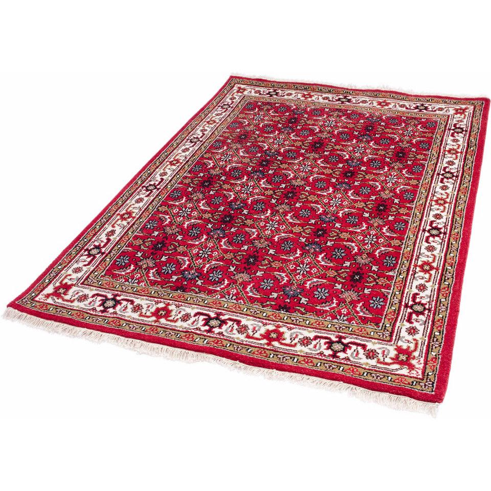 Orient-Teppich, Parwis, �Herati Ghalip�, 4 kg/m�, 75 000 Knoten/m�, handgekn�pft, reine Schurwolle