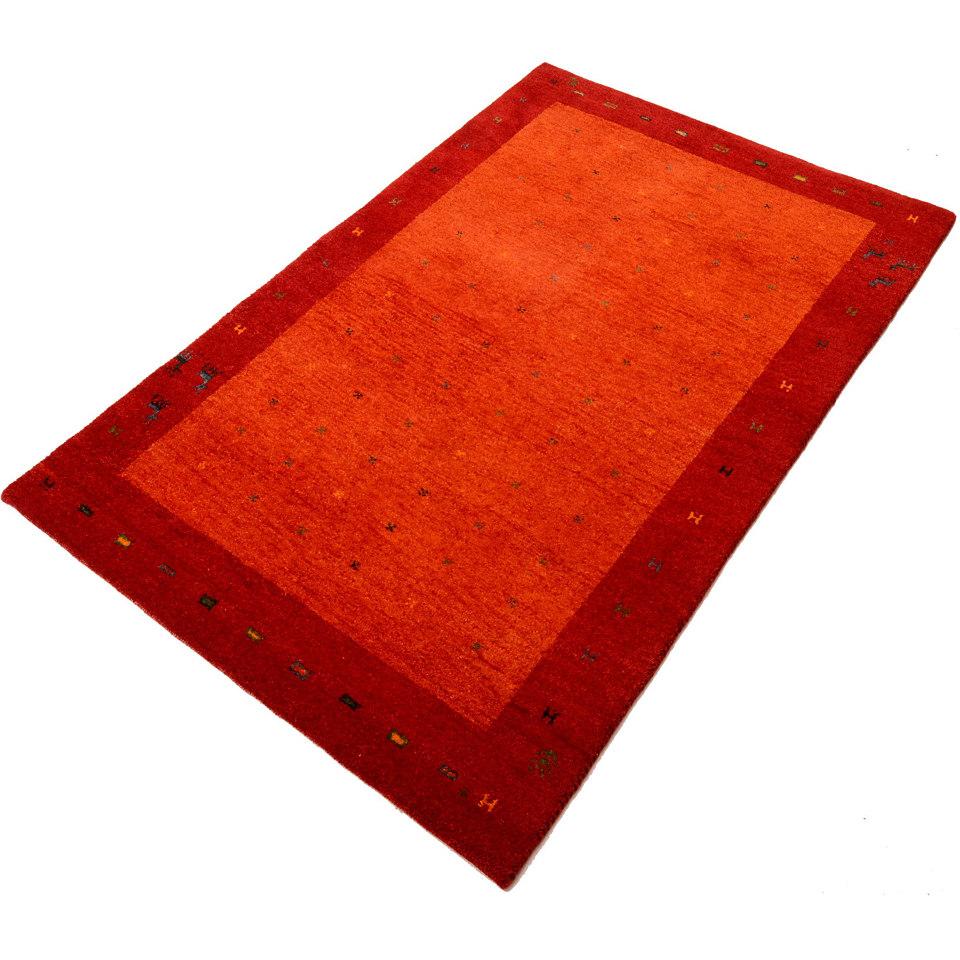 Orient-Teppich, Parwis, �Indo Gabbeh Daria�, 54 000 Knoten/m�, 4 kg/m�, handgekn�pft, reine Schurwolle