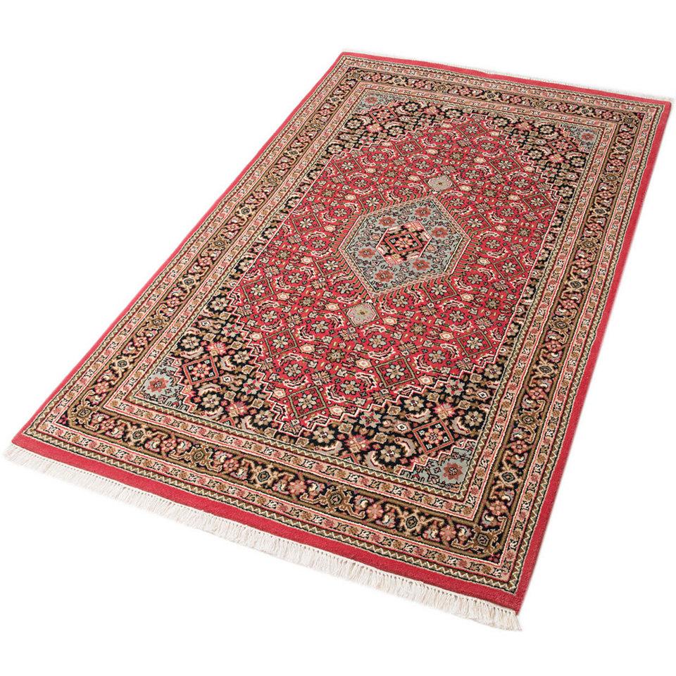 Orient-Teppich, Parwis, �Indo Royal Bidjar Exclusive�, 155 000 Knoten/m�, handgekn�pft