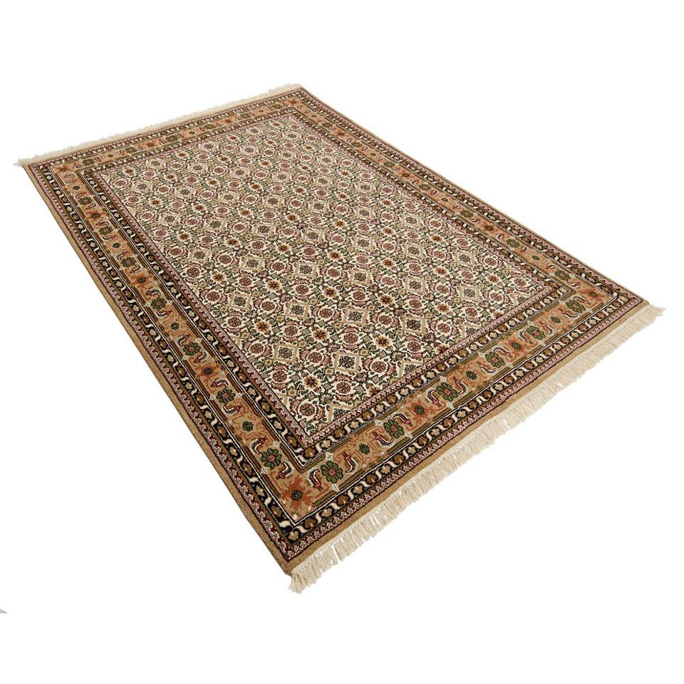 Orient-Teppich, Parwis, �Matura Bidjar�, 155 000 Knoten/m�, handgekn�pft, reine Schurwolle