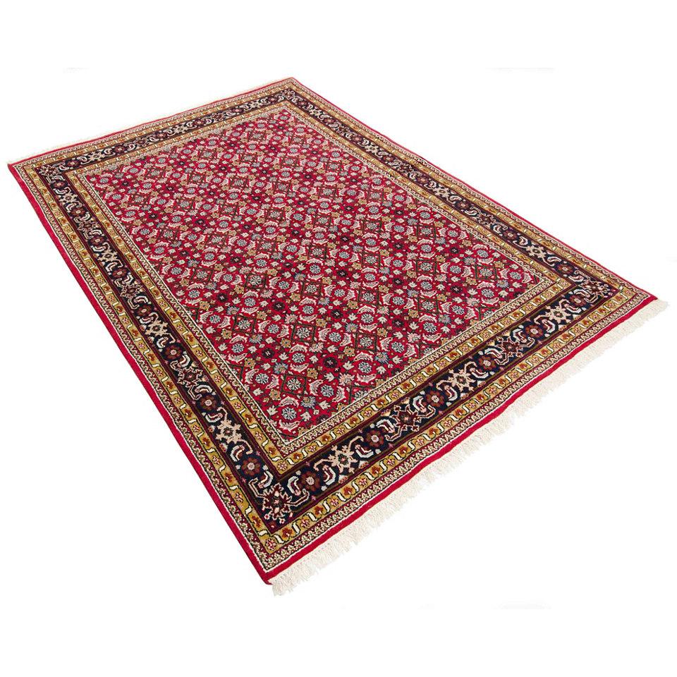 Orient-Teppich, Parwis, »Matura Bidjar«, 155 000 Knoten/m², handgeknüpft, reine Schurwolle
