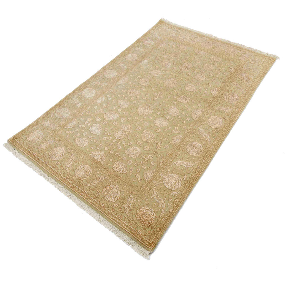 Orient-Teppich, Parwis, »Moglu Elegance«, 4 kg/m², 150 000 Knoten/m², handgeknüpft