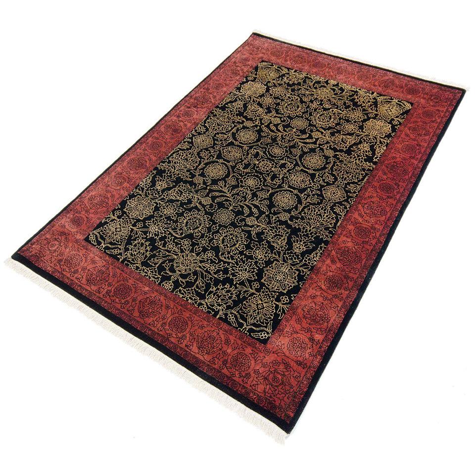 Orient-Teppich, Parwis, �Moglu Elegance�, 4 kg/m�, 150 000 Knoten/m�, handgekn�pft, reine Schurwolle