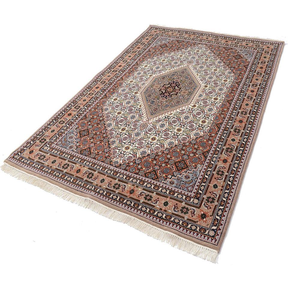 Orient-Teppich, Parwis, �Mohammadi Bidjar�, 139 000 Knoten/m�, handgekn�pft, reine Schurwolle