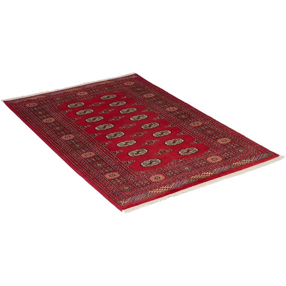 Orient-Teppich, Parwis, »Pakistan Omara Royal«, 225 000 Knoten/m², handgeknüpft