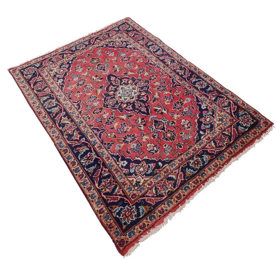 Orient-Teppich, Parwis, �Persischer Keschan�, 250 000 Knoten/m�, handgekn�pft, reine Schurwolle