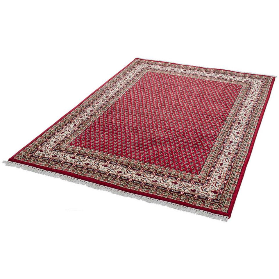 Orient-Teppich, Parwis, �Sarough Mir�, Handgekn�pft, Wolle, 140 000 Knoten/m� , 3 kg/m�