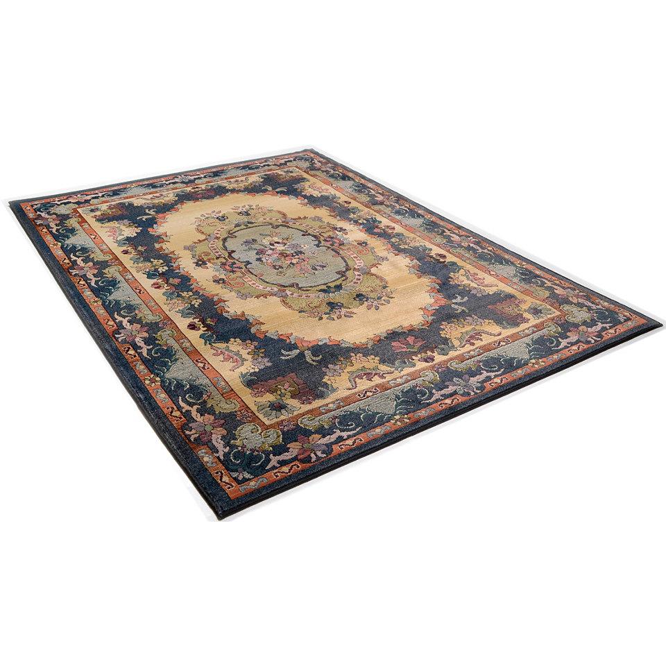 Orient-Teppich, Theko, »Ben«, Melange-Effekt, gewebt