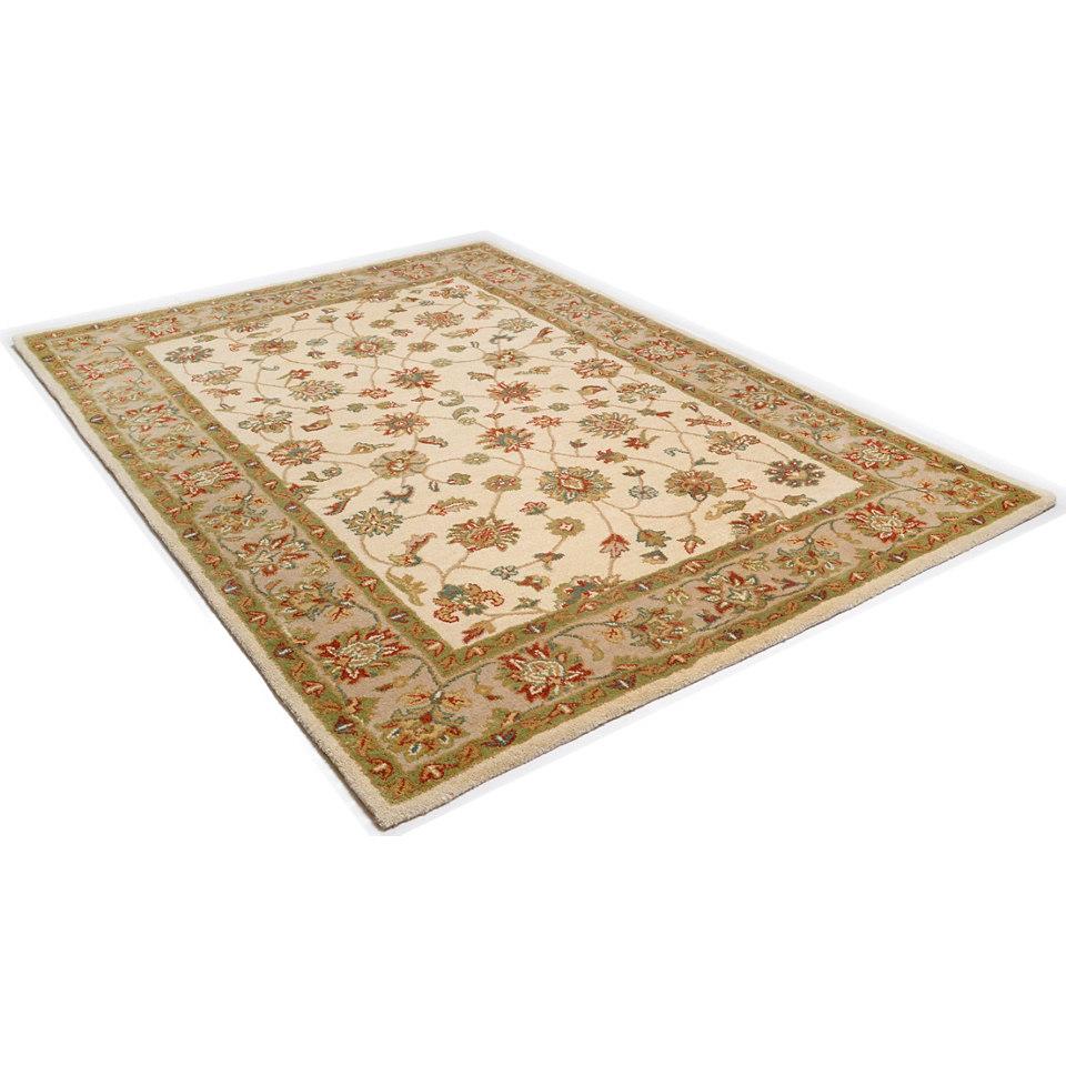 Orient-Teppich, Theko, �Panjin�, 4 kg/m�, handgetuftet, reine Schurwolle