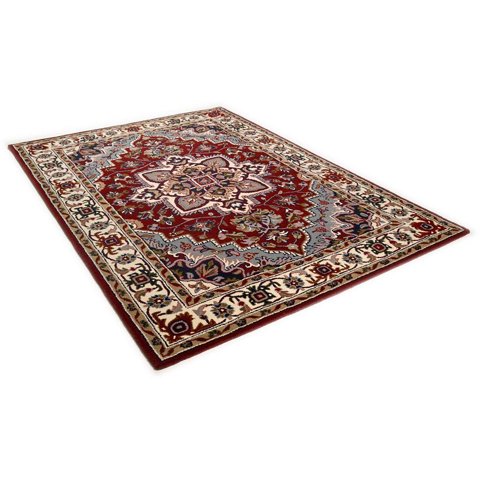 Orient-Teppich, Theko, �Royal Heriz�, 4kg/m�, handgetuftet, reine Schurwolle