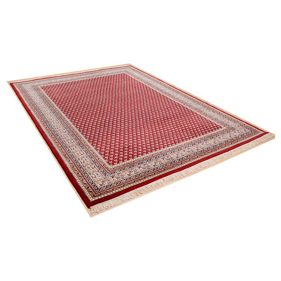 Orient-Teppich,Theko,�AbbasMerajMir�, 210.000 Knonet/m�, 5 kg/m�,handgekn�pft, reine Schurwolle