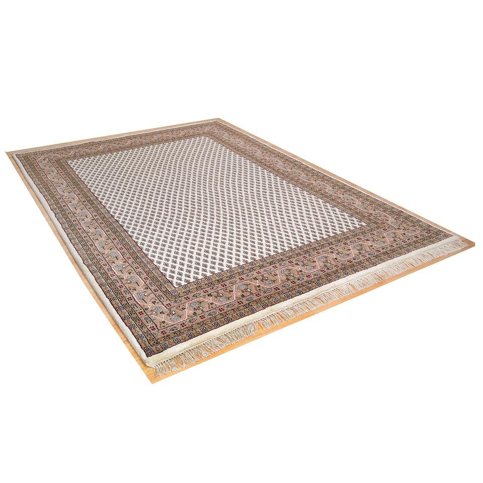 Orient-Teppich,Theko,»Chandi Mir«, 5,0 kg/m², 140.000 Knoten/m², handgeknüpft, reine Schurwolle