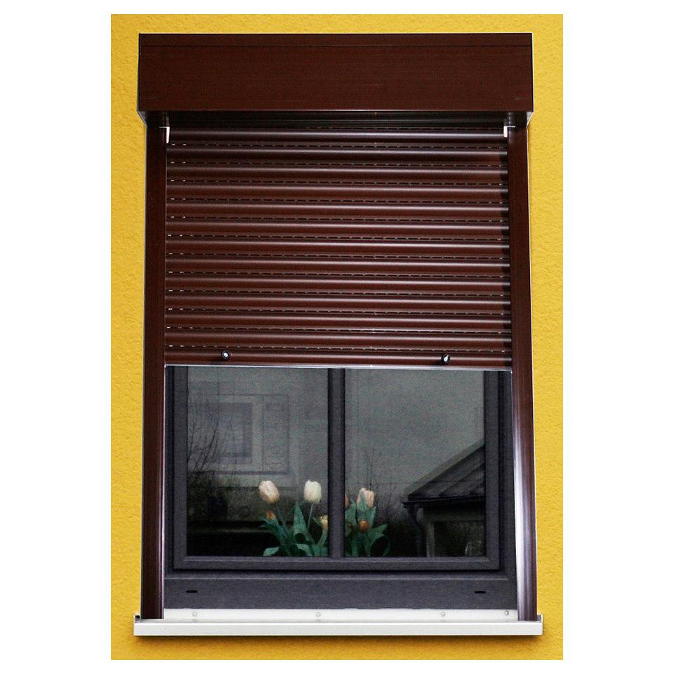 PVC-Rollladen, B/H 100/100 cm,Festmaß