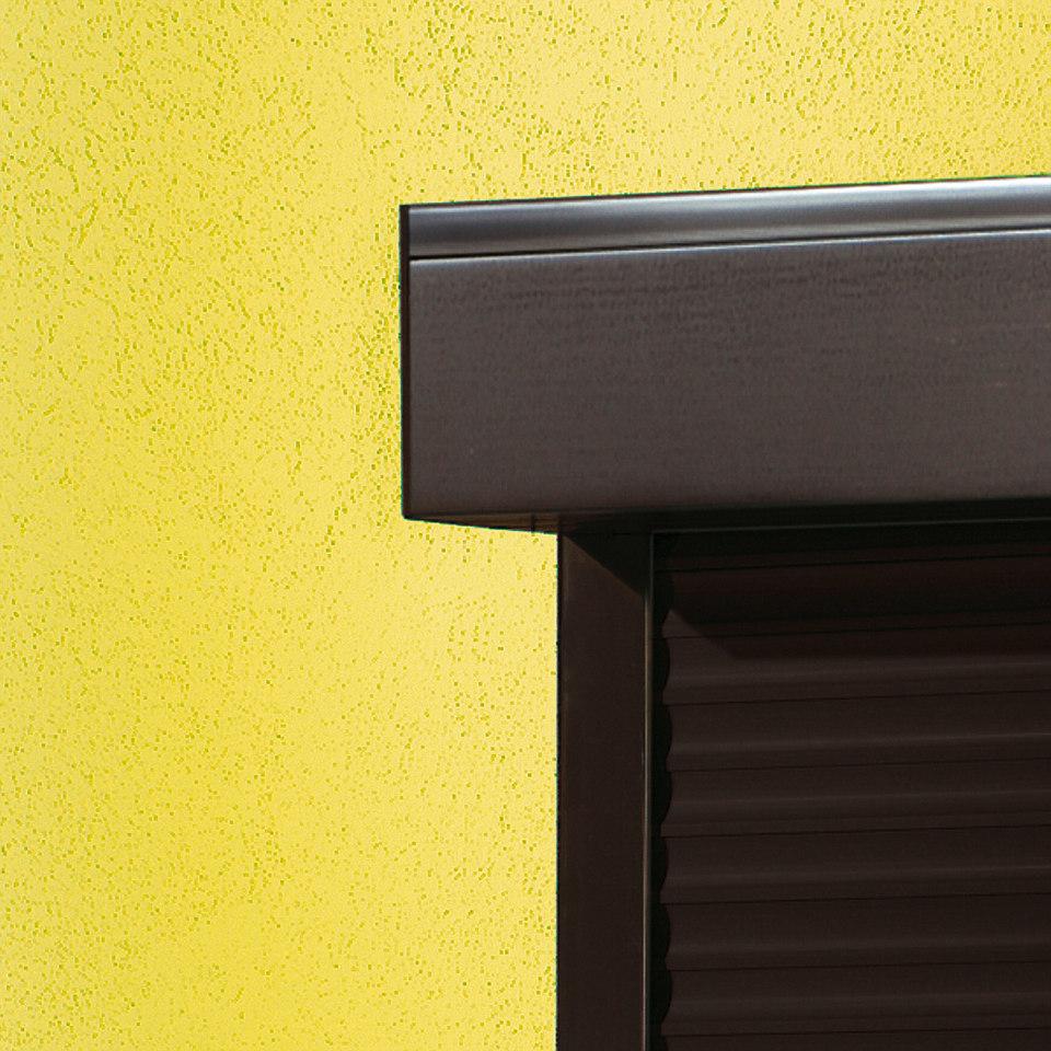 PVC- Rollladen im Festma�
