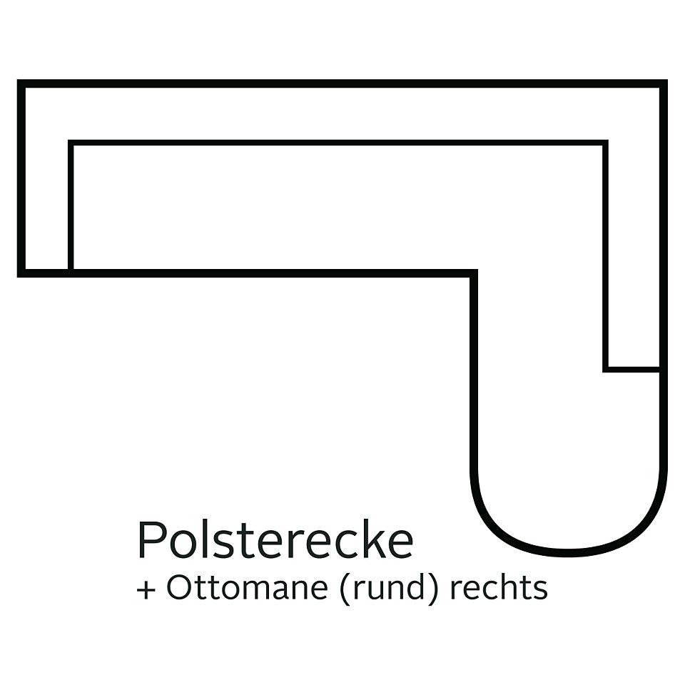 Polsterecke