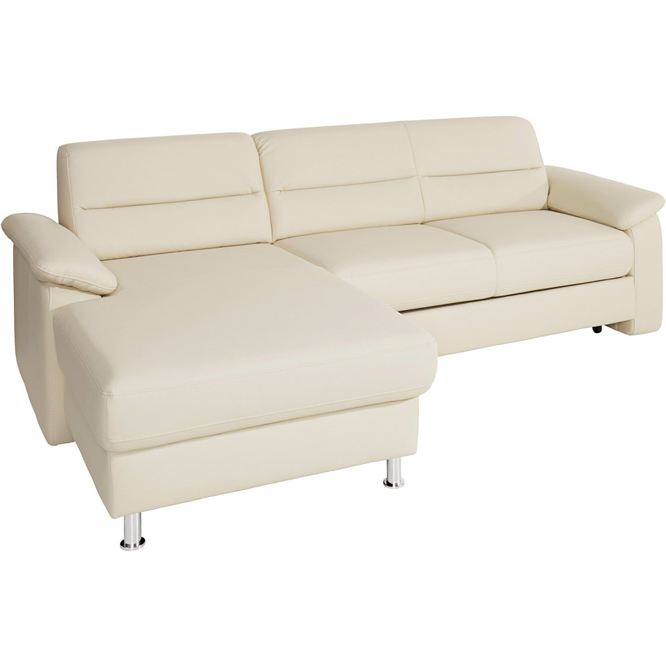 Polsterecke, Sit & More, inklusive Boxspring-Polsterung