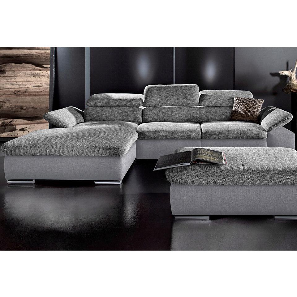 Polsterecke, Sit & More, wahlweise mit Bettfunktion