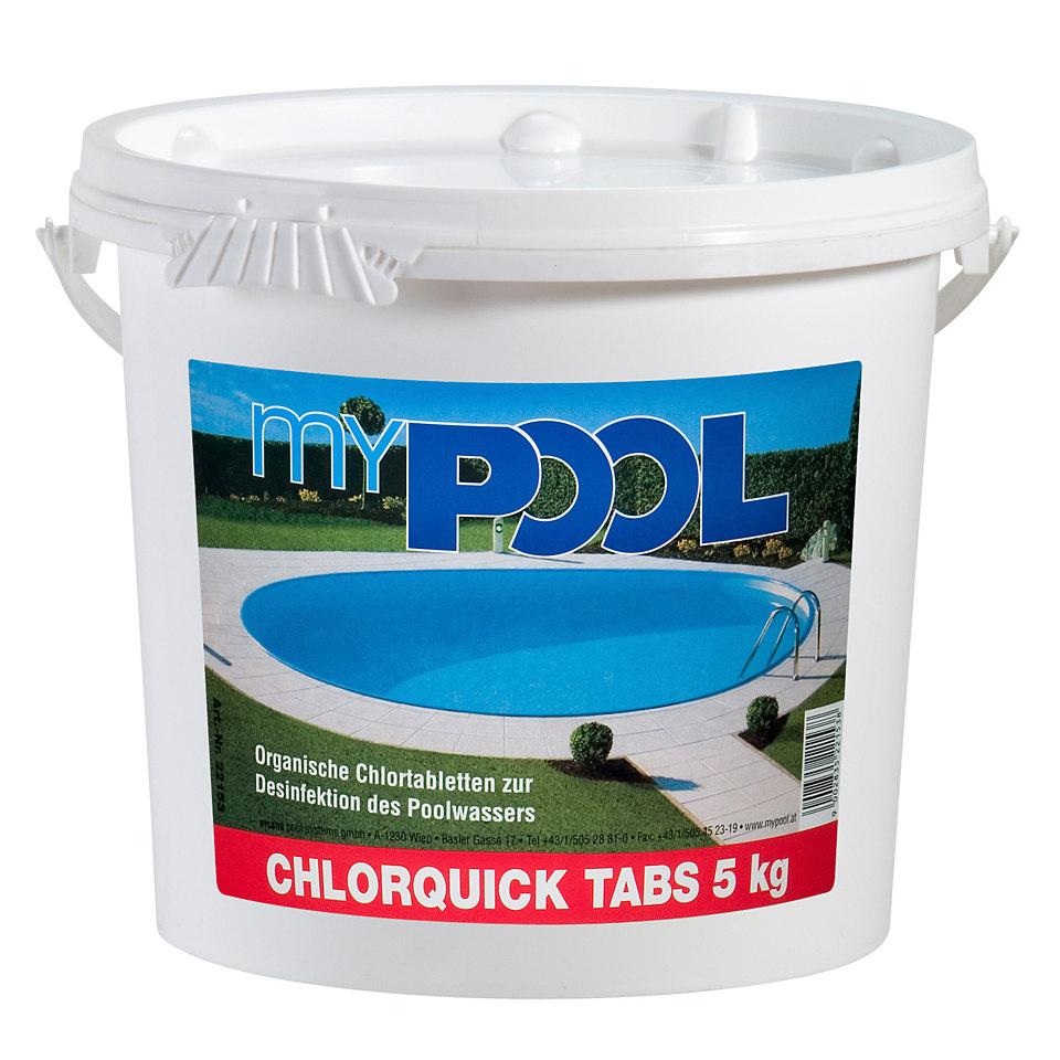 Poolpflegeprodukt �Chlorquick Tabs�