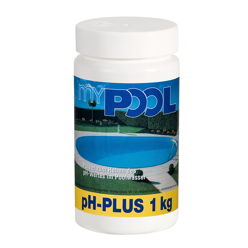 Poolpflegeprodukt »pH-Plus«