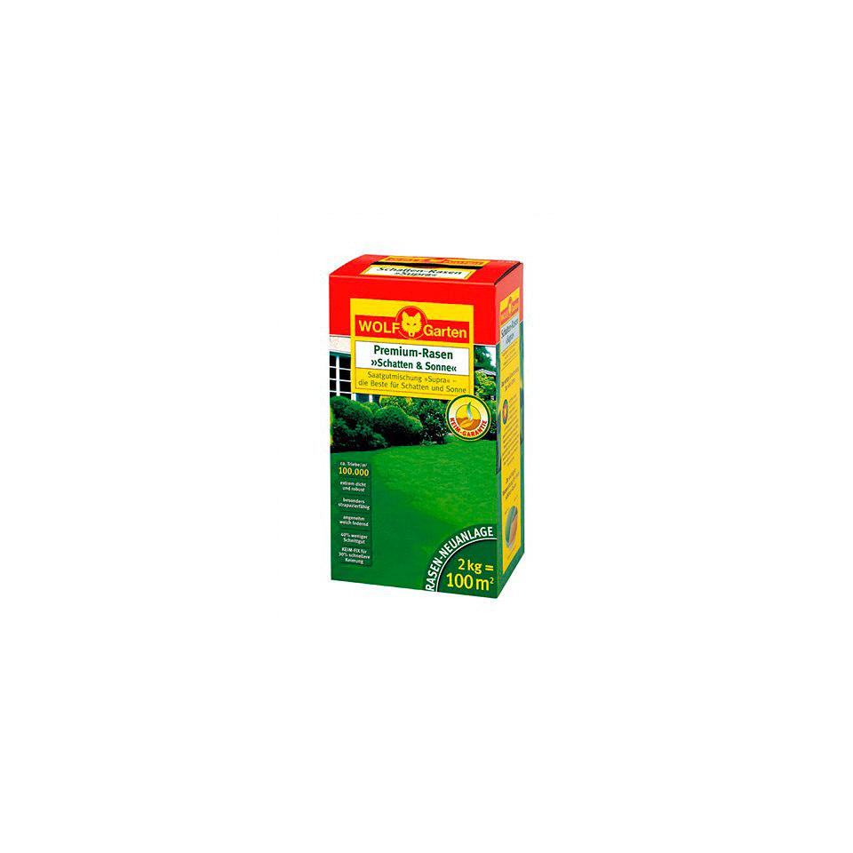 Premium-Rasen »Supra«, für 50 und 100m²