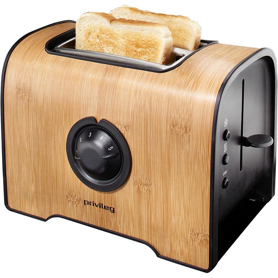 Privileg Toaster Bambus
