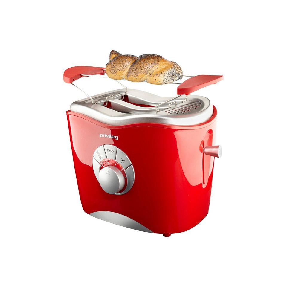 Privileg Toaster, für 2 Scheiben, 860 Watt