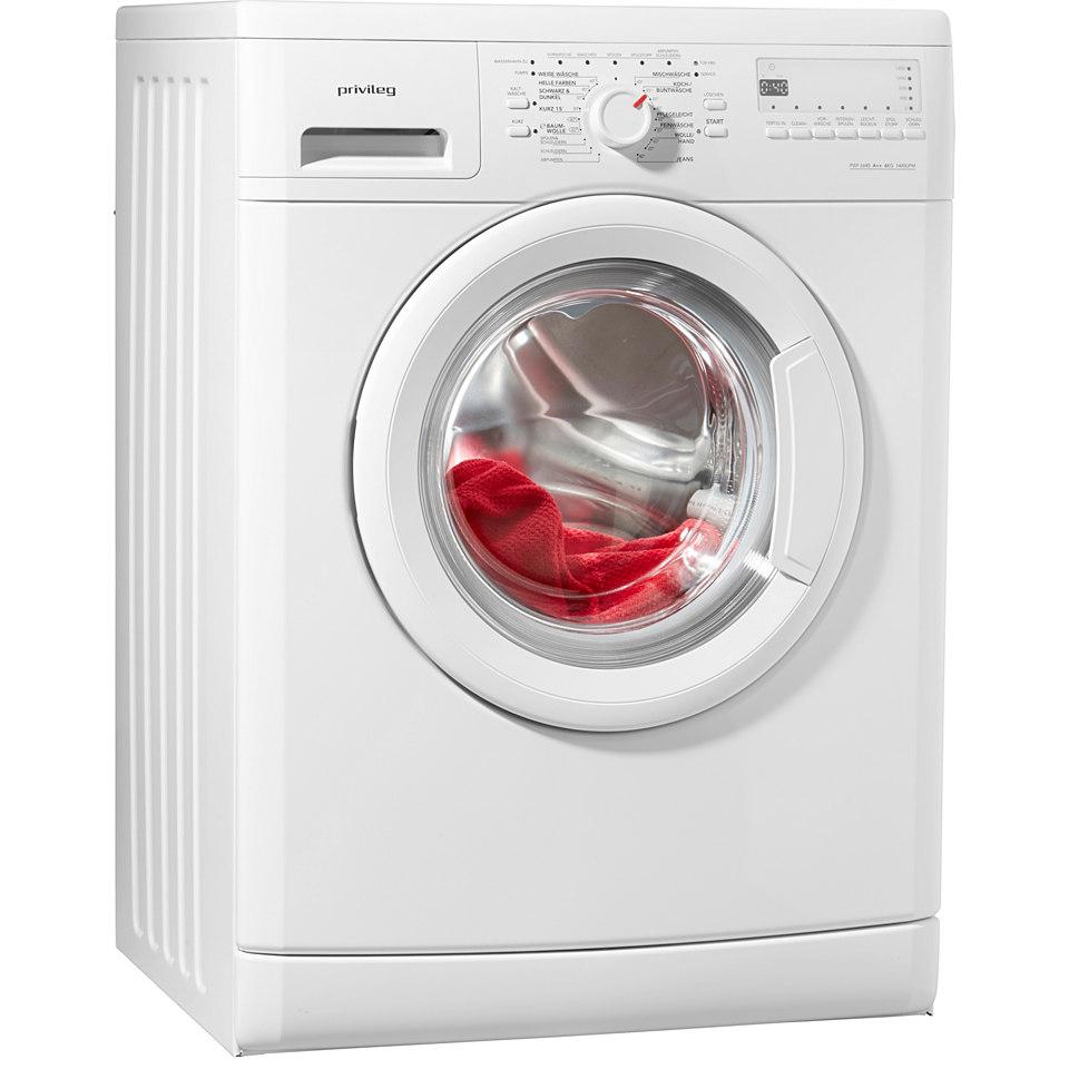 Privileg Waschmaschine PWF 6645, A++, 6kg, 1400 Touren