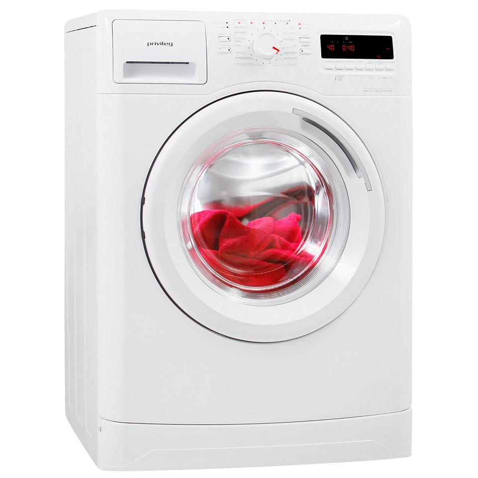 Privileg Waschmaschine PWF 86, A+++, 8 kg, 1400 U/Min