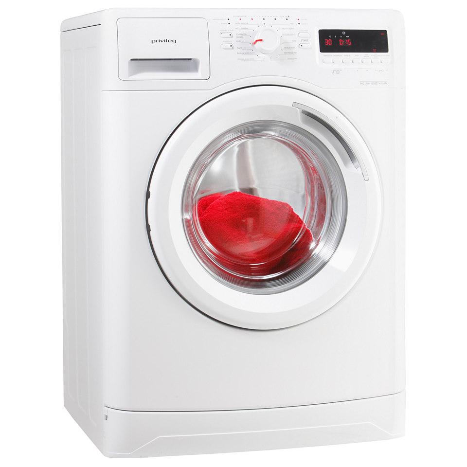 Privileg Waschmaschine PWF 96, A+++, 9 kg, 1400 U/Min