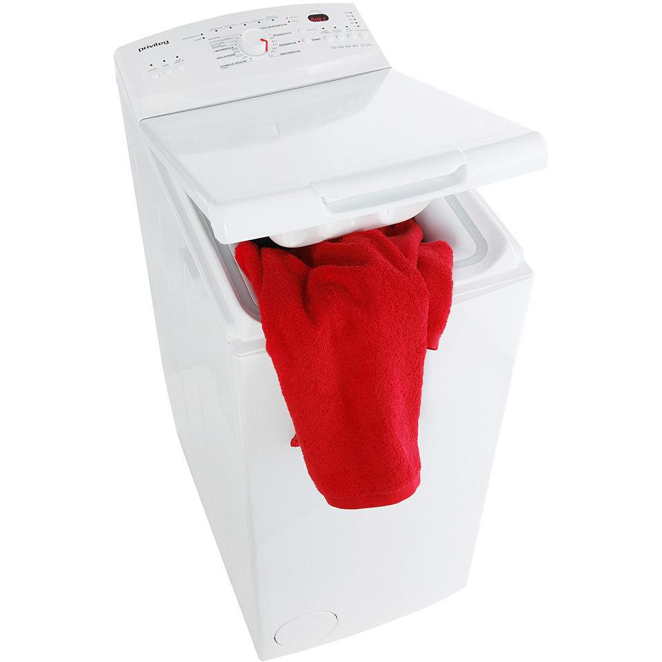 Privileg Waschmaschine Toplader PWT 3626, A++, 6 kg, 1200 U/Min