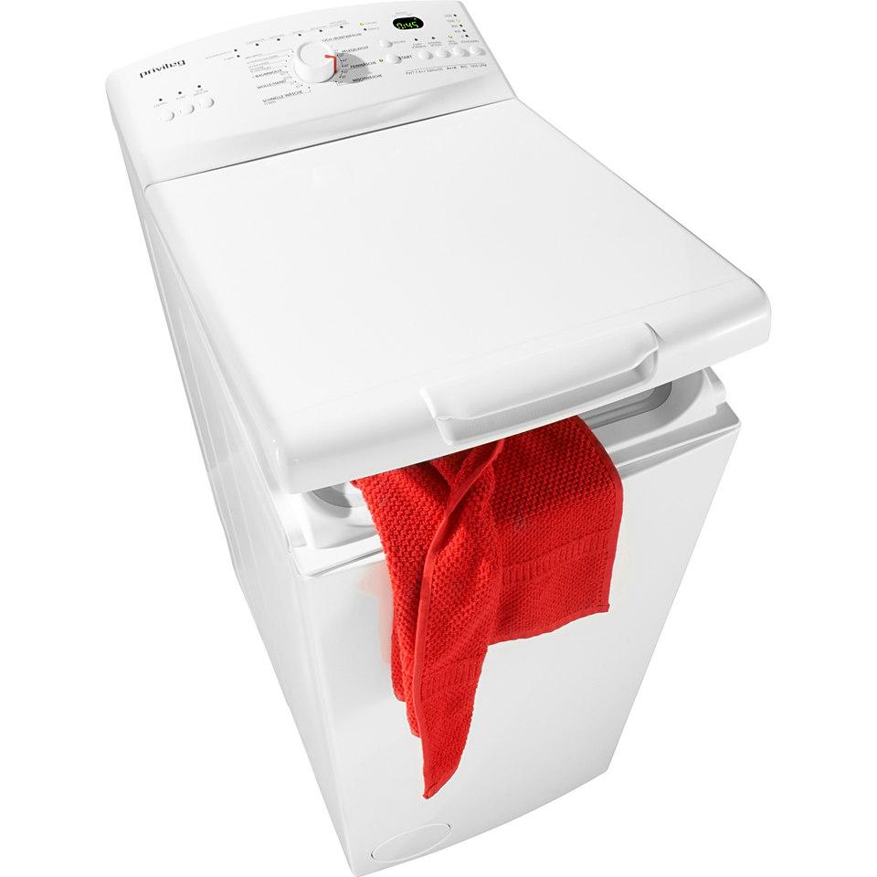 Privileg Waschmaschine Toplader PWT 7A++ Edition50, A++, 7 kg, 1200 U/Min