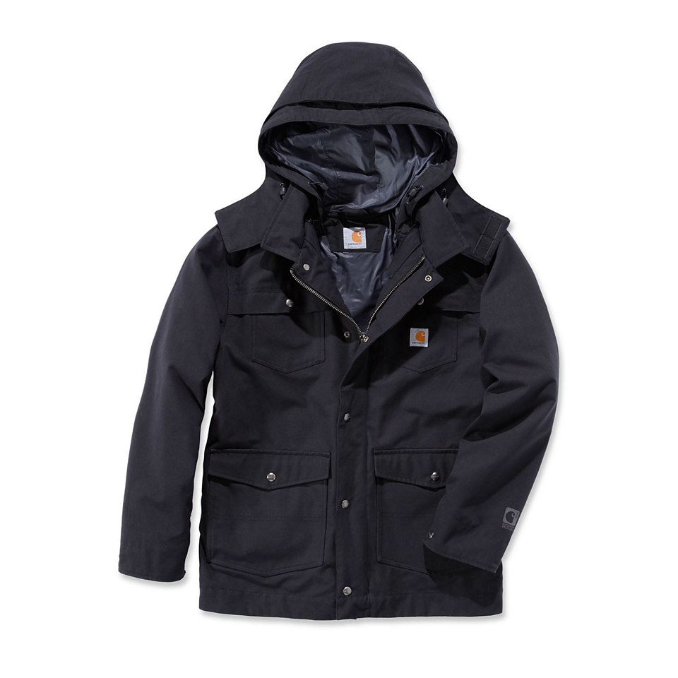 Quick Duck� Woodward 3-in-1 Parka