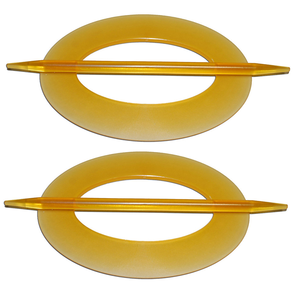 Raffspange, VHG, »Sphere« (2 Stück)