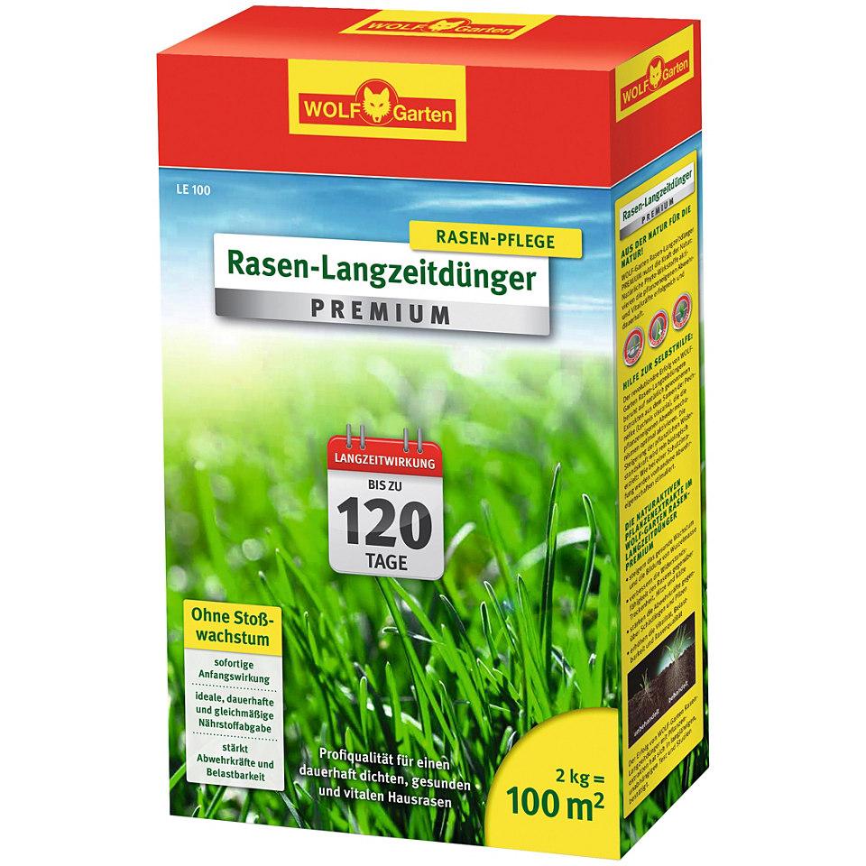 Rasen-Langzeitdünger Premium